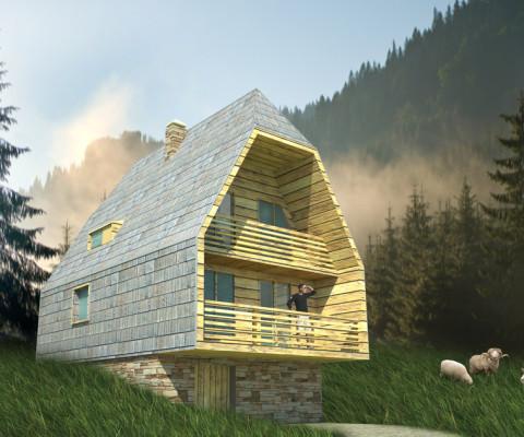 stabena-planinska-kuca-tradicionalna-froma-drvene-planinske-kuce-residental-chalet-traditional-form-wooden-mountain-house-drvengrad-drvo-kamen-wood-rock