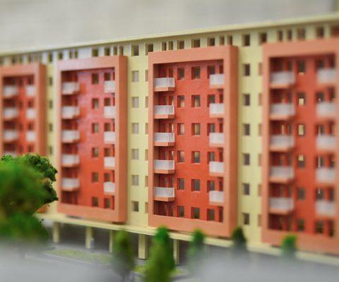 city-kej-podgorica-maketa